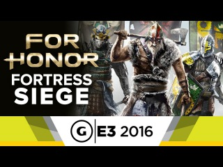 15 Minutes of Brutal Battle Gameplay - For Honor