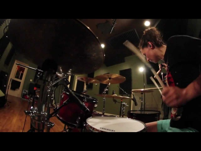 Kortney Grinwis Stick to Your Guns Empty Heads Drum Cover