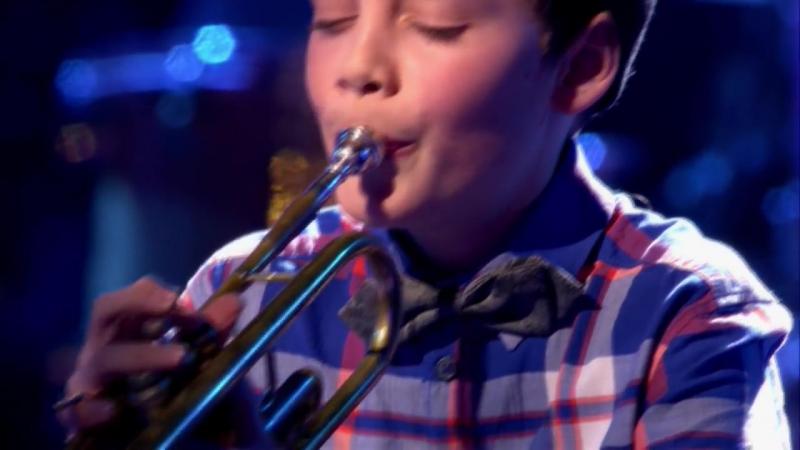 Trompettist Duco speelt Kyteman SUPERKIDS