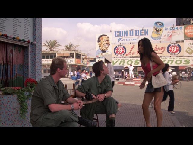 Вьетнамская шлюха за 10 долларов Цельнометаллическая оболочка 1987 сцена 7 8 HD