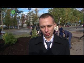 Акция «Посади тюльпан к юбилею Вологды» стартовала в областной столице