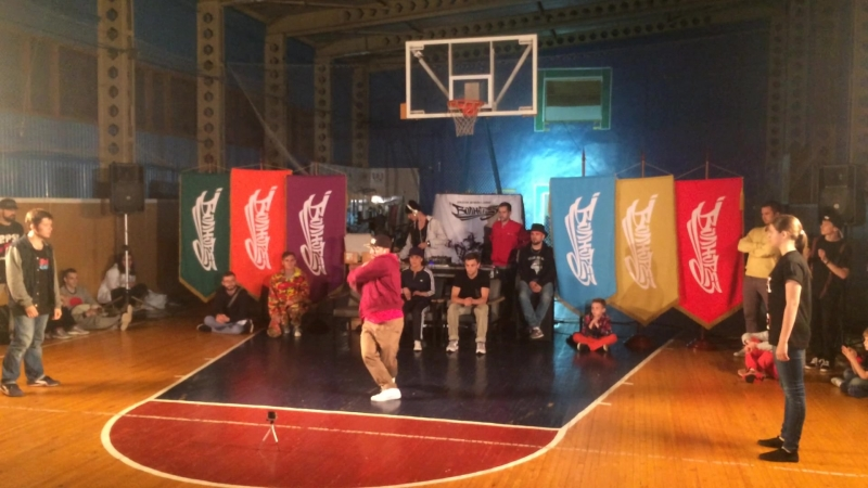 BeatmasterT Toprock Judge Show Volnorez Breakdance Summer Camp 2015