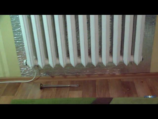 Автономное отопление своими руками Просто дёшево и без труб
