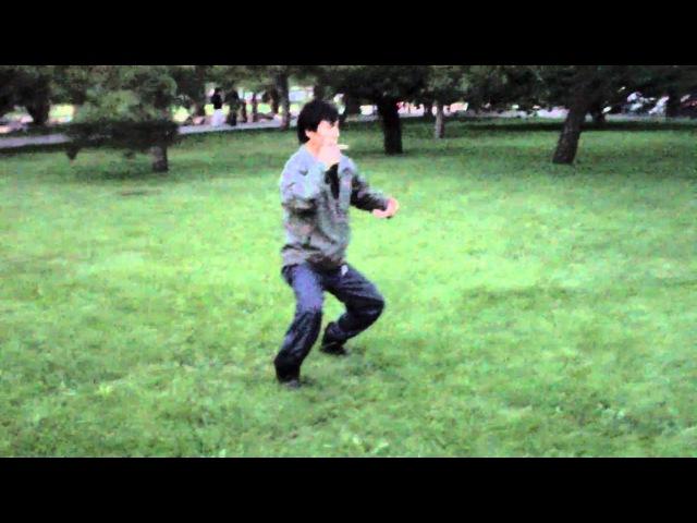 Master Han YanWu-XingYi Quan-Bear Set (Full HD)