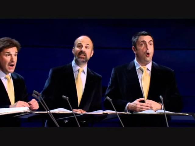 The King's Singers Il est bel et bon Pierre Passereau