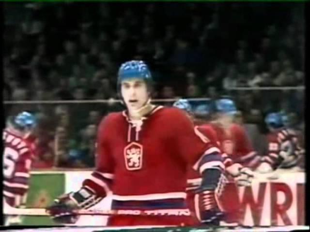 Красная Машина История легенды СССР ЧССР 1978