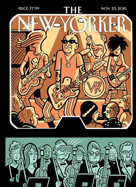 The New Yorker - November 23, 2015
