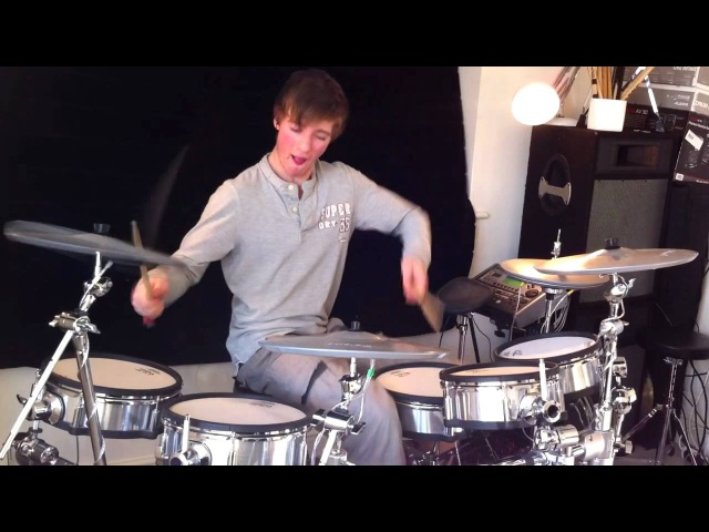 Blink 182 All The Small Things Drum Cover *HD* HIGH QUALITY