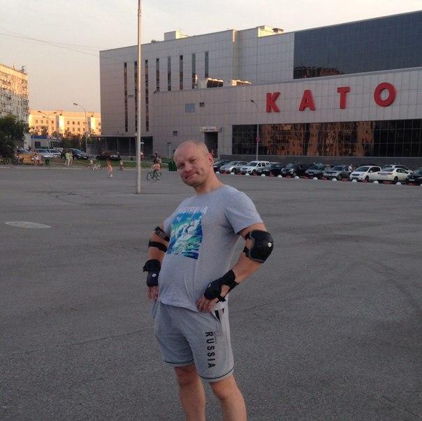 Дмитрий Суслов, Новосибирск, Россия