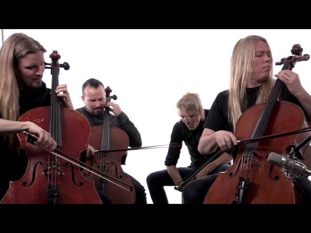 Apocalyptica perform 'Path' in studio NP Music