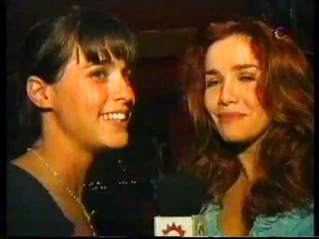 Natalia Oreiro en Teleshow 22-11-1997