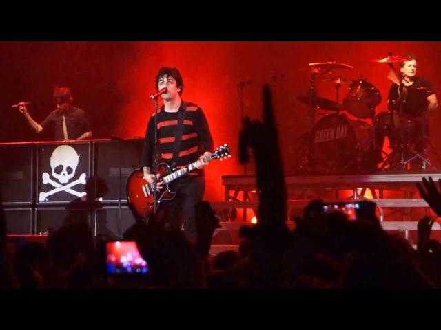 Green Day X-Kid @ SKK, St Petersburg, Russia 2013-06-23