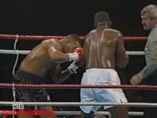 """38-й бой Майк Тайсон - Джеймс """"Бастер"""" Дуглас (Mike Tyson vs James """"Buster"""" Douglas)"""