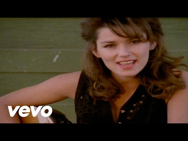 Shania Twain Whose Bed Have Your Boots Been Under Official Music Video