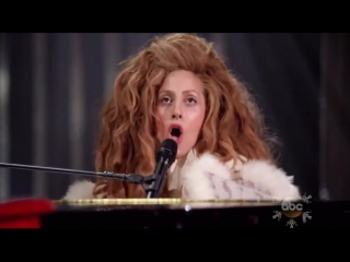 Lady Gaga  Elton John #ARTPOP 720pHD