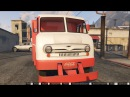 GTA 5 1964 Ford P600 Coca Cola Delivery Truck