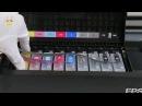 Установка СНПЧ на Epson SureColor SC-P600