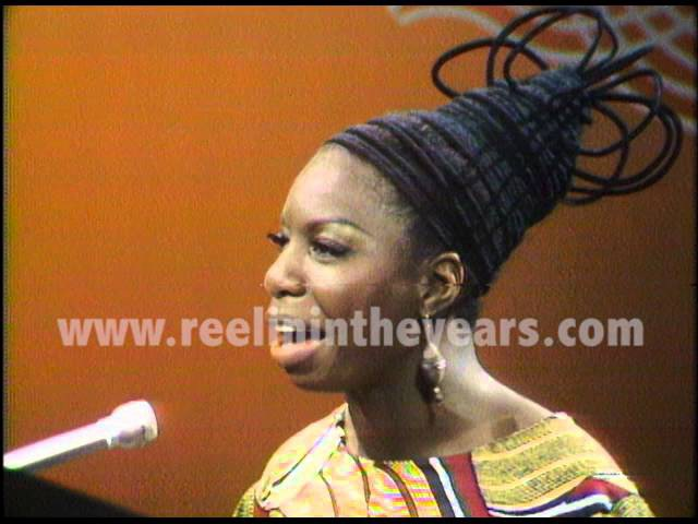 Nina Simone Ain't Got No I Got Life LIVE 1969 Reelin' In The Years Archives