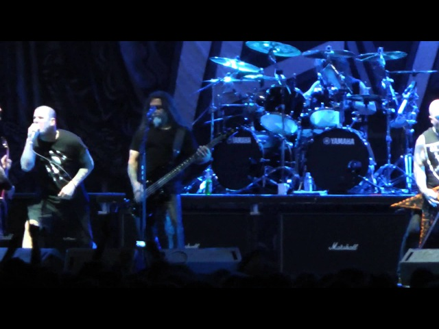 Slayer with Phil Anselmo Fuckin' Hostile