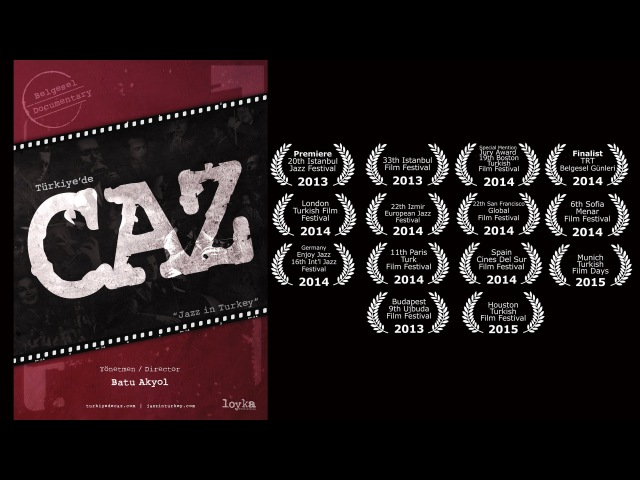 Jazz in Turkey - Türkiyede Caz (Documentary | Belgesel)
