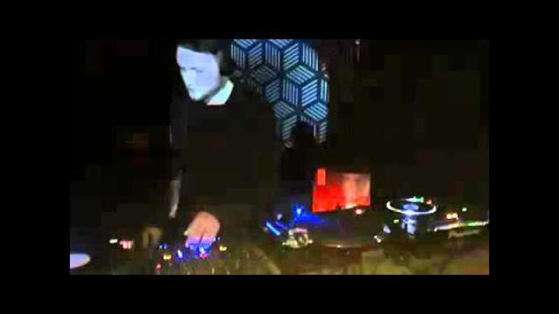 Slavak from Wunderblock record label showcase 27 02 16