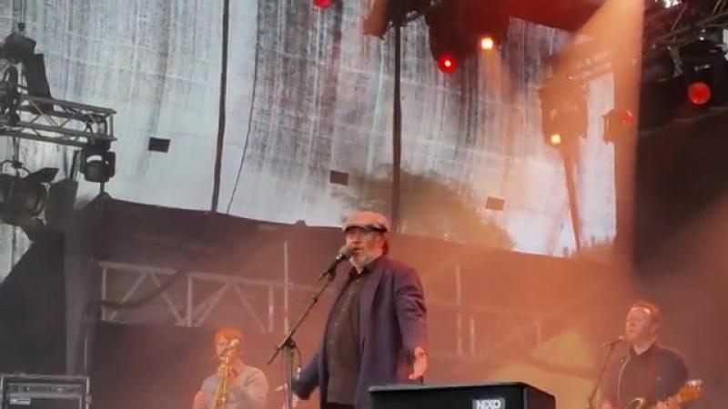 Bjørn Eidsvåg -Floden - Tysnesfest 09.07.2015