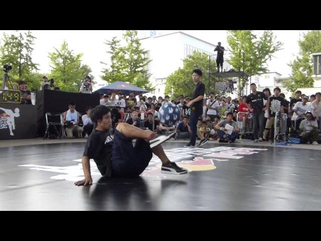 Ko-suke vs Genki Top16-4 RBSS JAPAN 2014 in Nagoya