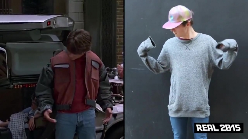 Junkee Back to The Future vs The Reality of 2015