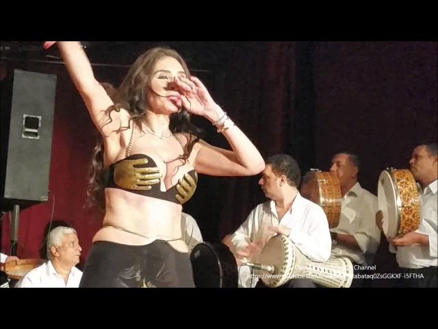 Dina, Semiramis Cairo 2015 . Siret el hob. الراقصة دينا