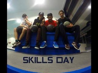 Groundmoves Day : Soufiane Bencok / Hakim Amrani / Ilyas Touba / Kristoffer Liicht
