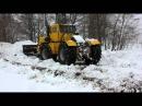 К-701 с ковшом, расчистка снега ( снегоочистители)