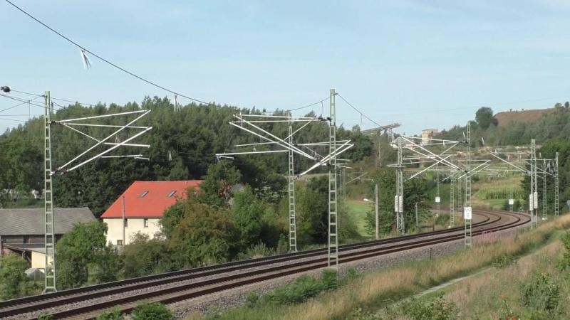Messzug 218 744 156 002 class66 HVLE V100 421 291 189 800 482 im August
