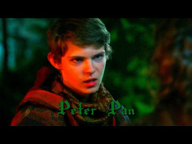 Peter Pan Did I forget to introduce myself ? (OUAT)