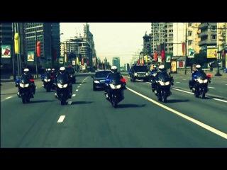 Проезд кортежа Путина - 7 мая 2012 года [28 дней спустя]