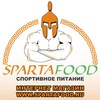 SpartaFood.ru - магазины спортивного питания