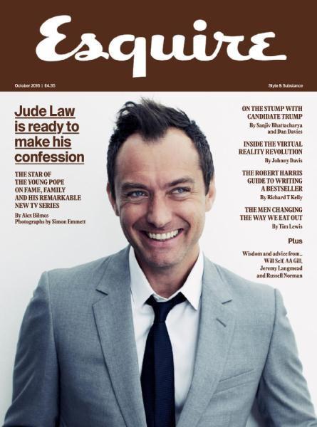 Esquire UK - October 2016
