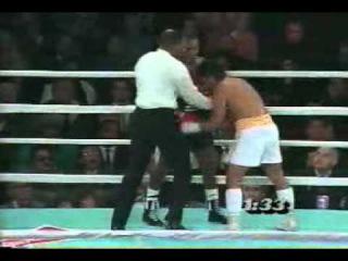 Sugar Ray Leonard vs Roberto Duran III