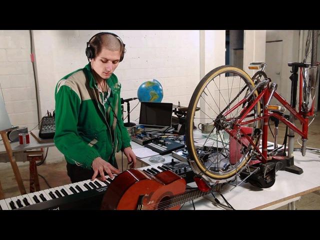 Jacque(s) - Phonochose 1 : Live-looping à l'Amour