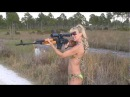 Blondie Firing PSL 7.62x54R Rifle