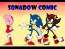 Sonadow Comic