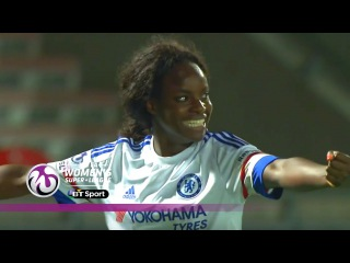 Doncaster Rovers Belles 1-4 Chelsea Ladies | Goals & Highlights
