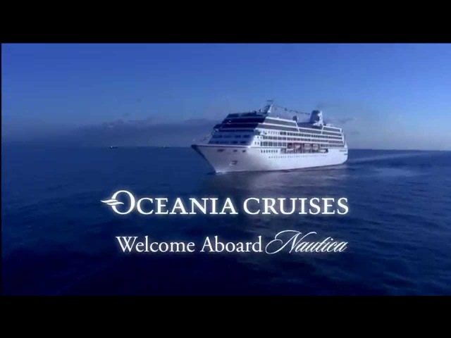 Oceania Cruises' Nautica Ship Tour
