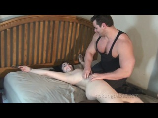 Kelli Lynn Sage Tickle Torture in Bed