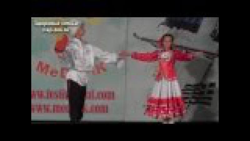 Плясовая Варенька - дуэт Валексия п.Старокамышинск
