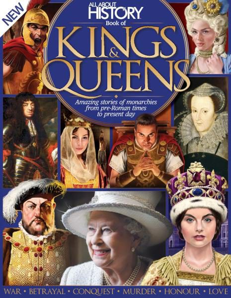 All About History Book of Kings & Queens 6th Edition-P2P vk