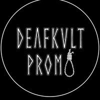 Логотип DEAFKVLT PROMO