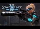 Фильм Starcraft 2 Nova Covert Ops Нова Незримая Война полный игрофильм 60fps 1080p
