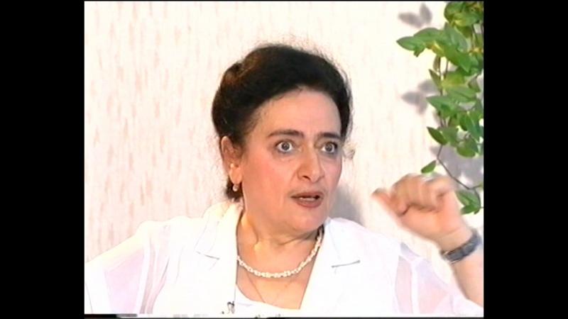 Документальный экран Елена Саканян передача первая 2000
