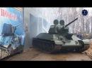 Танк Т 34 76 Часть 2 Реставраторы Т24