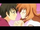 Аниме клип про любовь - В объятьях твоих нежных Аниме романтика AMV